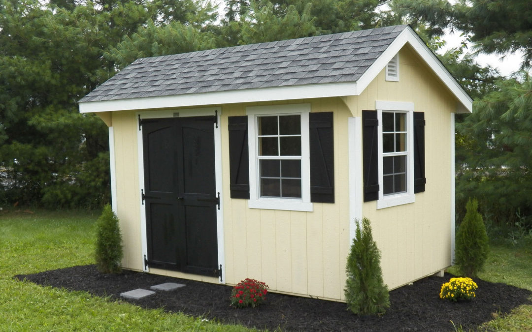 Storage Sheds – The 14 Best Choices for All Needs and Budgets
