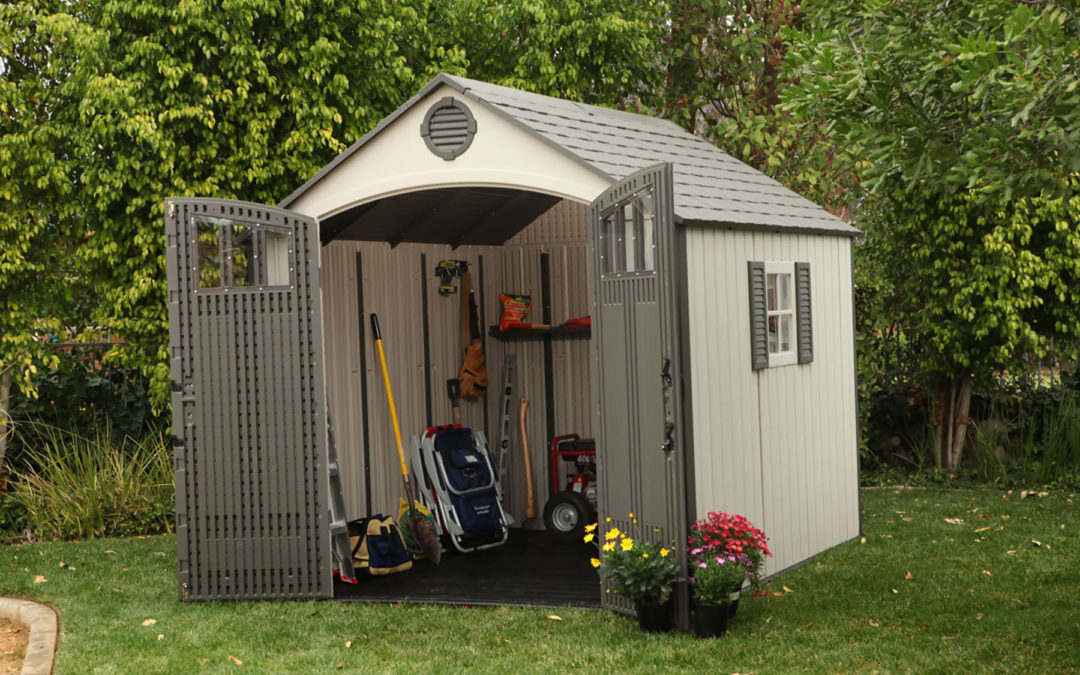 Garden Sheds – The 9 Best Options Reviewed for Your Backyard